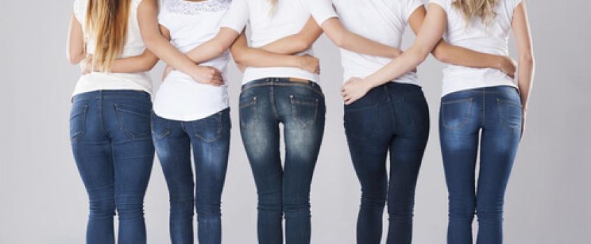 Die Jeans-Trends 2016