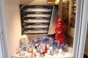 Schokolade auch wenn es nach Fisch aussieht