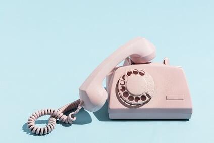 Rosa Telefon alt