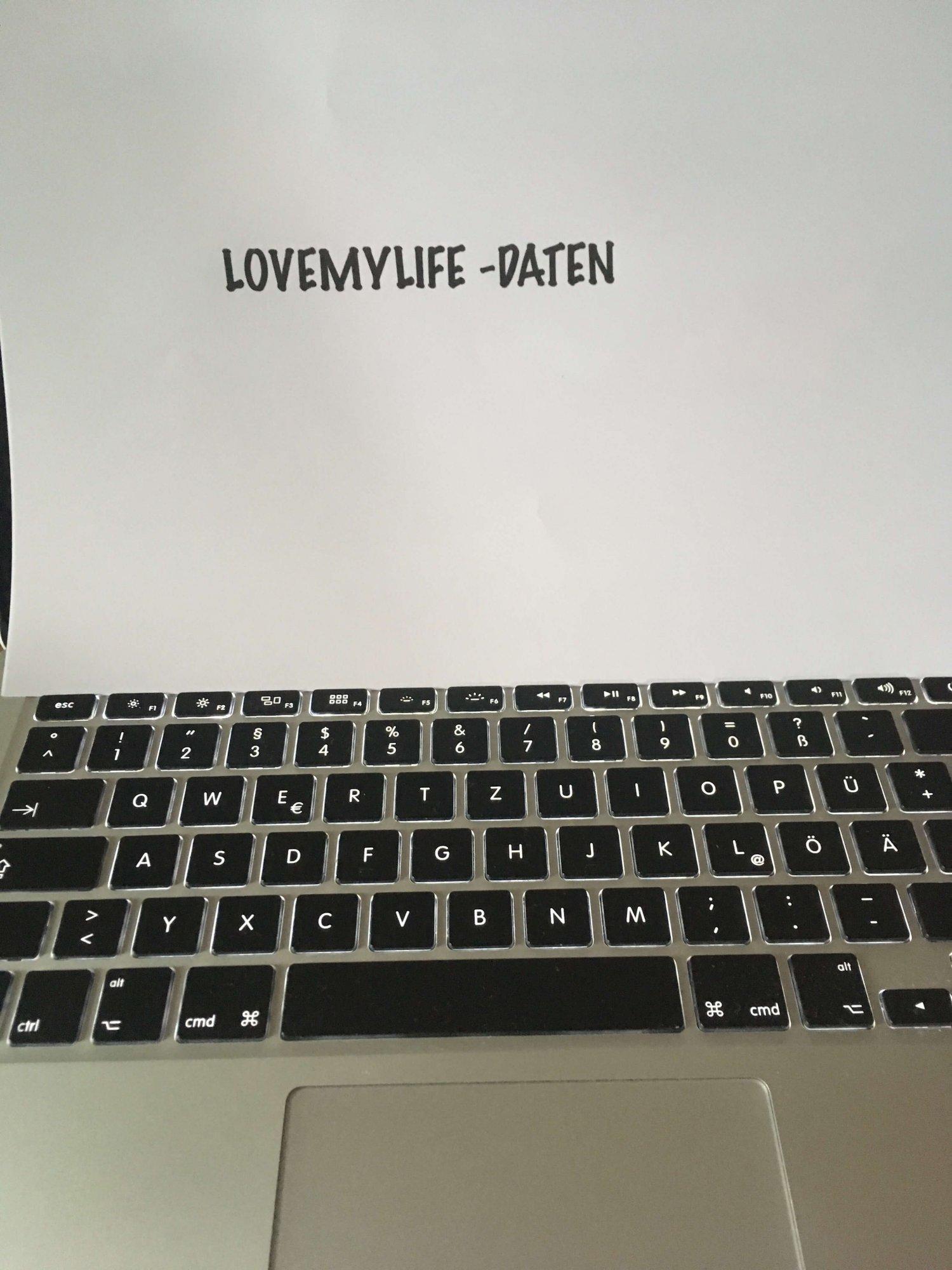 Ein Notebook